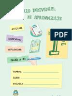 Diario Individual de Aprendizaje 1ro