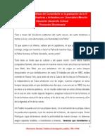 Orientaciones políticas del Comandante Chávez  en la Graduación de la IV Promoción de Activadoras y Activadores en Licencia (1)