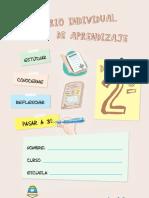 Diario Individual de Aprendizaje 2do