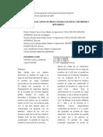 Perdida de Carga en Lineas Laterales de Riego Con Emisores Integrados