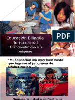 4. Educacion Bilingue Intercultural