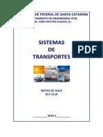 Sistemas de Transportes 2014-1