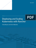 Deploying and Scaling Kubernetes With Rancher - 2nd Ed