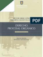 Procesal Organico- Macarena Manso y Hector Oberg