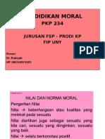 Materi 4 - Nilai Dan Norma