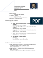 BJColoma 2013 - Template