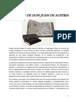 Bestiario Don Juan de Austria
