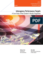 Interagency Performance Targets(1)