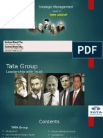 TATA Group Slides