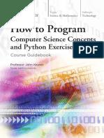 Python Programming Guide Book