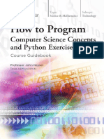Python Programming Guide Book