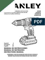 SCD20 Manual