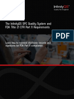 InfinityQS Whitepaper FDA Requirements (1)