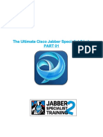 The Ultimate Cisco Jabber Specialist 2 Lab Guide_Part1