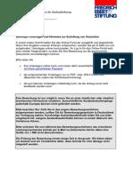 German Scholarship