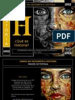 Qué Es La Historia - Didáctica