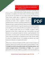 Orientaciones Políticas del Comandante Chávez en la Graduación de la I Promoción de Licenciadas y Licenciados de la Universidad Deportiva del Sur