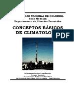 Conceptos Básicos de Climatología