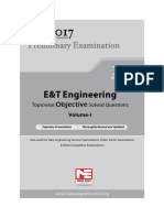 EC Objective Volume-I