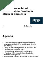 Management OMF