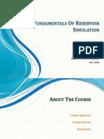 Reservoir Simulation 2014