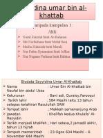Sayyidina Umar Bin Al-khattab