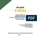 Fikh Xii Ma Buku Siswa 2013