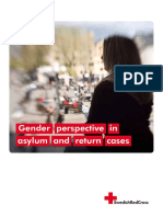 Gender perspective in asylum and return cases