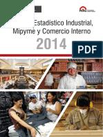 Anuario Estadistico Mype 2014