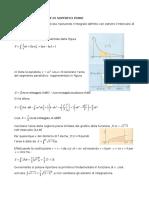 Il Calcolo Delle Aree Di Superfici Piane