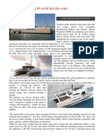 Hybrid Yacht