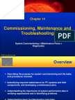 14 Commissioning Maintenance and Troubleshooting