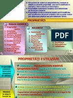 3.1. Proprietatile Fizico-chimice