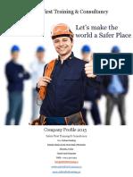 Company Profile 2015