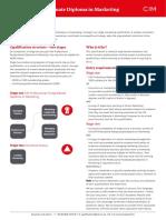CPGDM Brochure