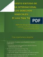 Un Supuesto Exitoso de Defensa Internacional de Los Derechos Sindicales El Caso Topy Top Wilfredo Sanguineti (1)