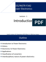 Power Electronics _ L1