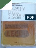 Doina Benea - Din Istoria Militara a Moesiei Superior Si a Daciei