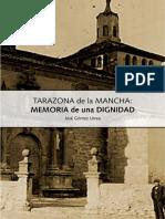 TARAZONA DE LA MANCHA Memoria de una Dignidad.pdf