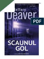 Jeffery Deaver - [Lincoln Rhyme] 03 Scaunul Gol #2.0-5