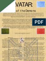Avatar Rise of the Demons (LR)