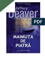 Jeffery Deaver - [Lincoln Rhyme] 04 Maimuta de Piatra #2.0-5