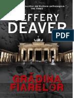 Jeffery Deaver - Gradina Fiarelor #1.0-5