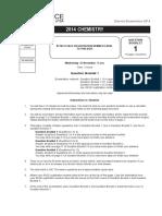 2014 Chemistry Examination Paper.pdf