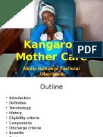 Kangaroo Presentation