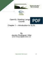 TyphoonLabs' OpenGL Shading Language tutorials_Chapter_1