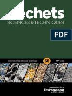 Influence de La Temperature Sur La Methanisation de Boues Primaires d Epuration
