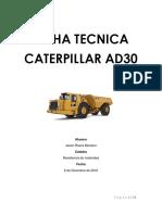 Ficha Tecnica Ad30