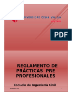 Reglamento de Practicas EIC