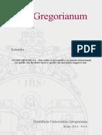 Giraudio-Pro Vobis e Pro Multis. Gregorianum 93,4 (2012)